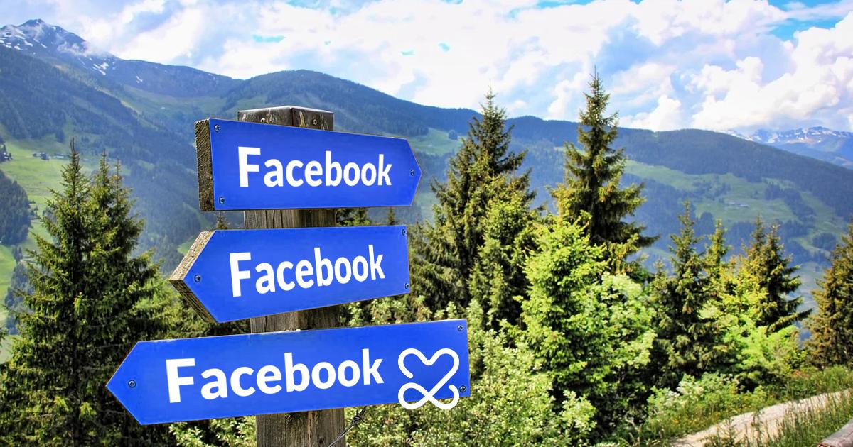 Mehr Reichweite: So kannst du auf deine Facebook-Seite hinweisen!