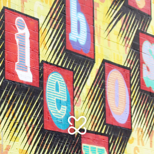 Design für deine Facebook-Beiträge - Typografie
