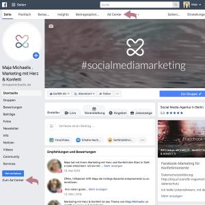 Facebook-Werbeanzeige erstellen