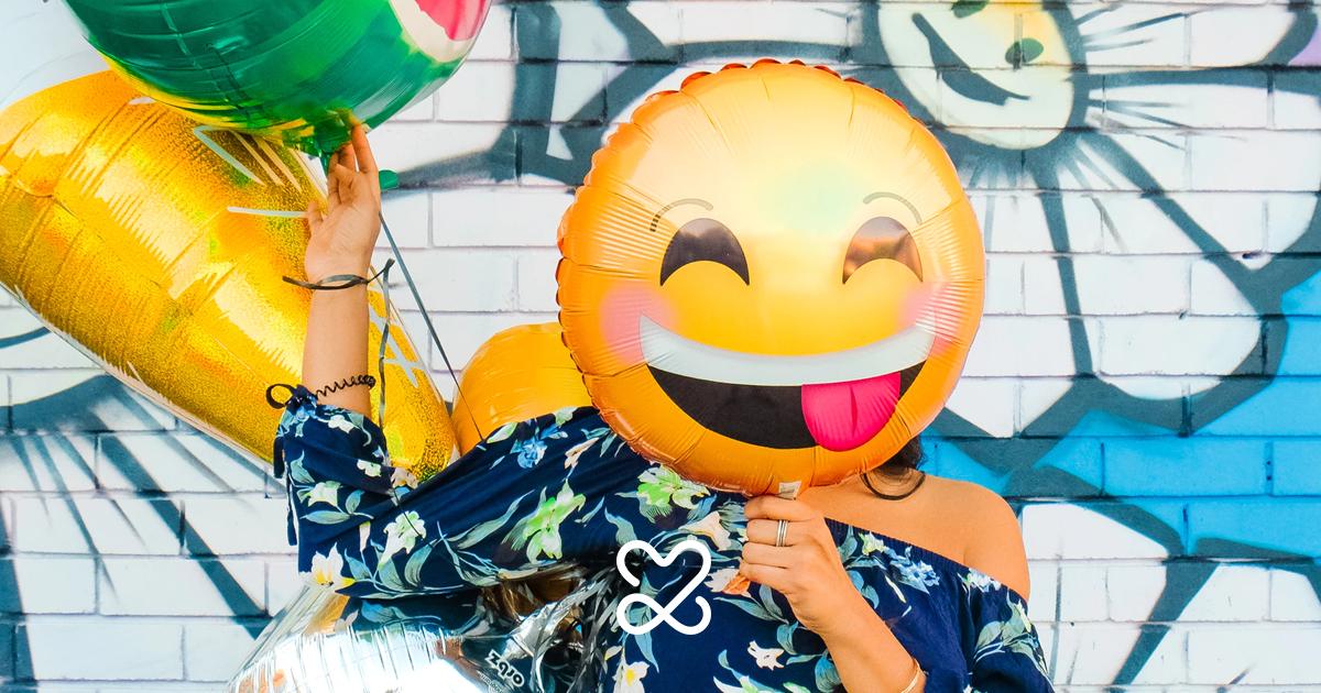 Emojis auf Facebook