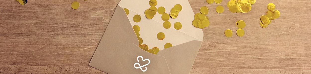 Konfetti-Newsletter für Facebook-Marketing